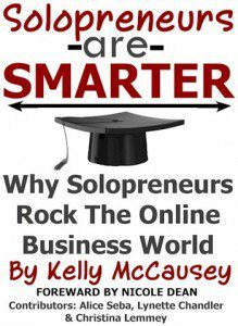 Solopreneurs are Smarter