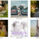 Free Social Graphics To Honor Moms