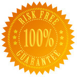 Risk free guarantee icon