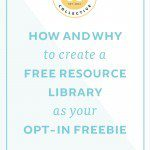 Should You Offer A Free Resource Library?