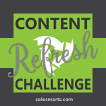 Take The Content Refresh Challenge
