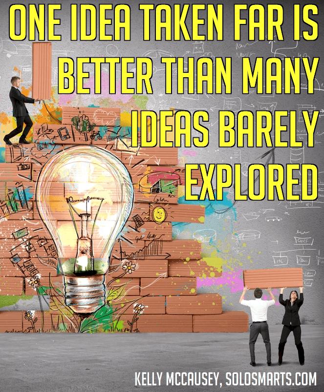 one-idea