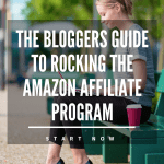 Introduction to The Bloggers Guide to Rocking The Amazon Affiliate Program