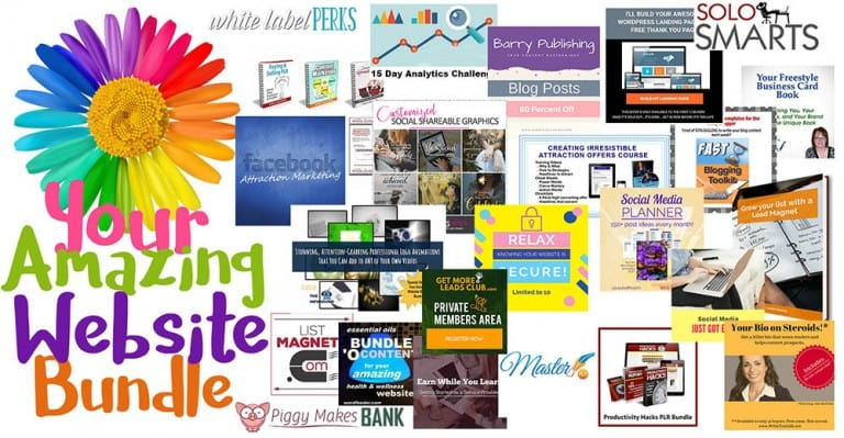 Your Amazing Website Bundle